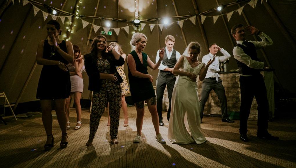ιδέες για ένα ξεχωριστό πάρτυ γάμου