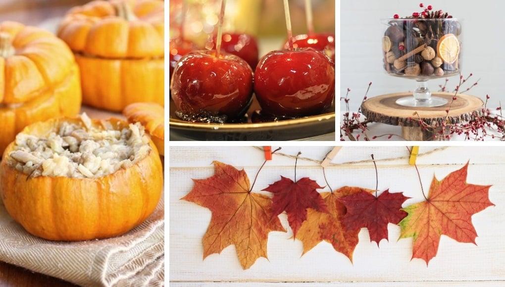 Ιδέες για ένα ξεχωριστό φθινοπωρινό πάρτυ γενεθλίων