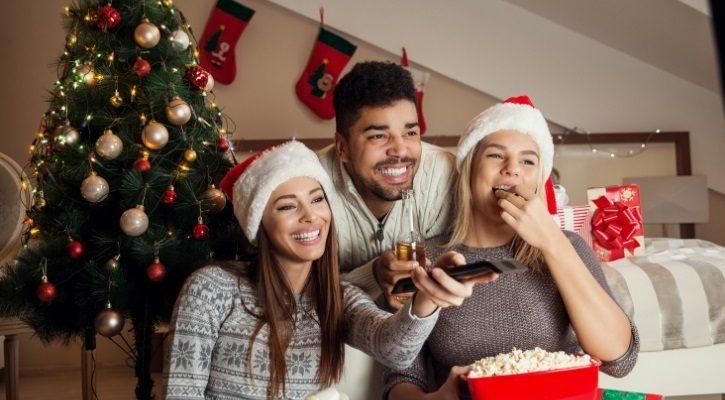 Χριστουγεννιάτικες ταινίες με ζεστό κακάο