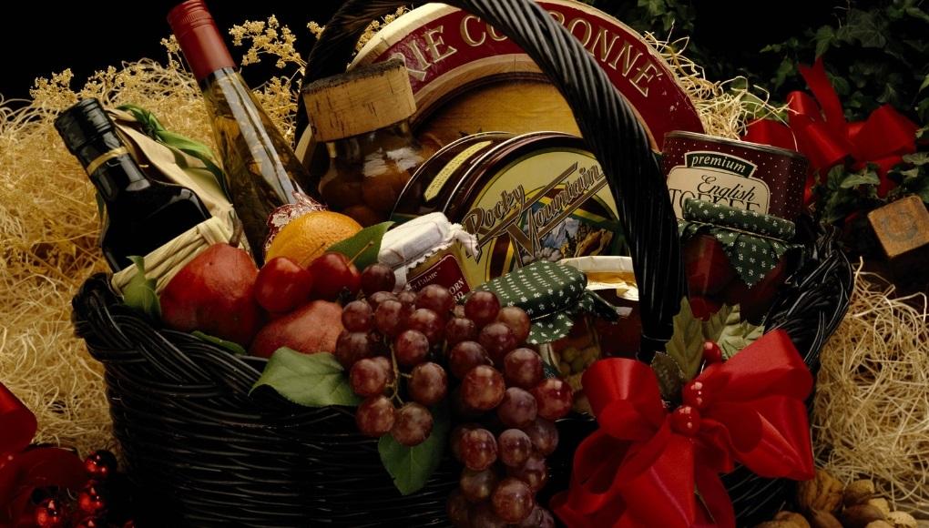 Χριστουγεννιάτικο δώρο επίσκεψης- Πώς να φτιάξω καλάθι με ποτά