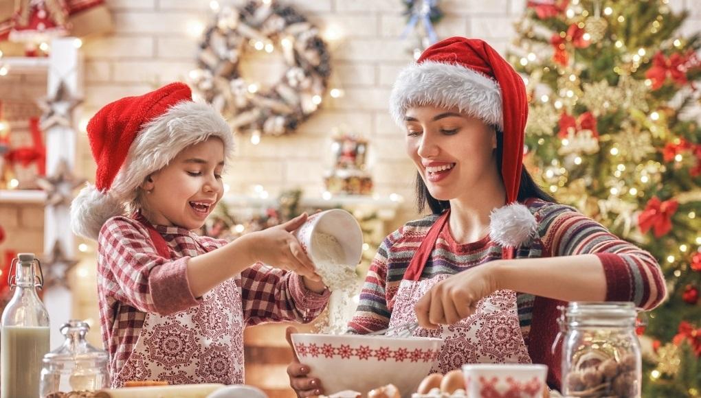 7 χριστουγεννιάτικες ιδέες για να μπείτε σε γιορτινό κλίμα
