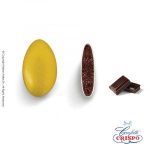 ΚΟΥΦΕΤΑ CHOCO PERLATI 500GR. 200ΤΕΜ CRISPO (ΧΡΥΣΟ)