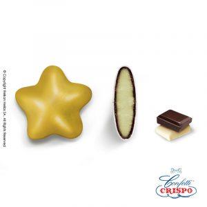 ΚΟΥΦΕΤΑ CIOCO STARS ΠΕΡΛΕ 500GR. 110ΤΕΜ (ΧΡΥΣΟ)