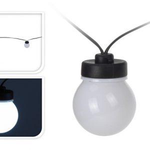 ΛΑΜΠΑΚΙΑ ΠΑΡΤΥ 10 LED (ΛΕΥΚΟ)