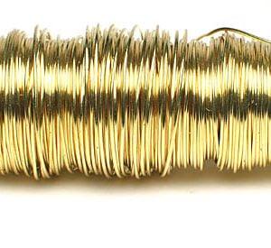 ΣΥΡΜΑ 0,3ΜΜ 50Μ ΚΑΡΟΥΛΙ (ΧΡΥΣΟ)