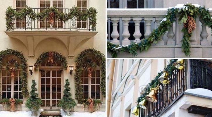 Κουκουνάρια και χριστουγεννιάτικα κουδούνια