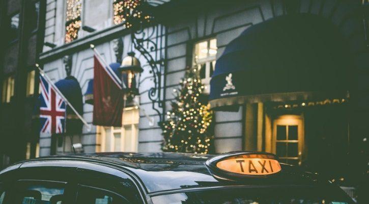 Χριστούγεννα σε ξενοδοχείο