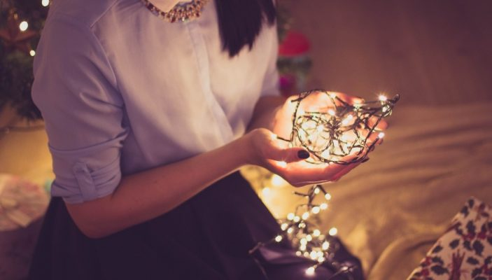 Εναλλακτικές Ιδέες για να χρησιμοποιήσεις τα χριστουγεννιάτικα λαμπάκια