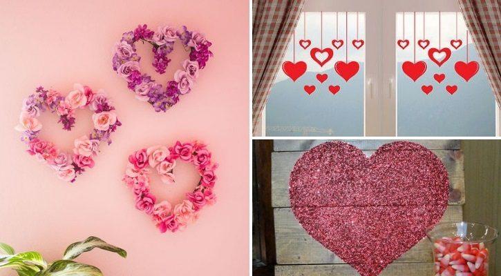 Διακοσμητικές καρδιές