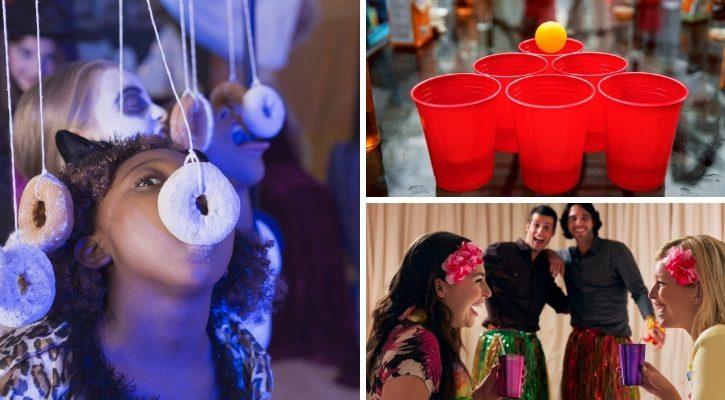 Παιχνίδια και διαγωνισμός καλύτερου μασκαρέματος - αποκριάτικο πάρτυ