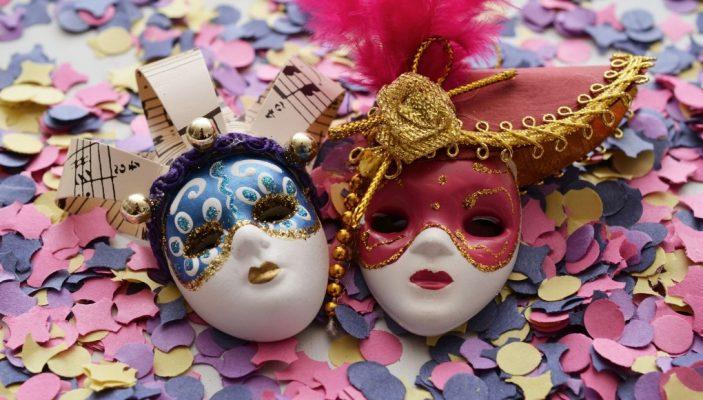 χειροποιητες αποκριατικες μασκες