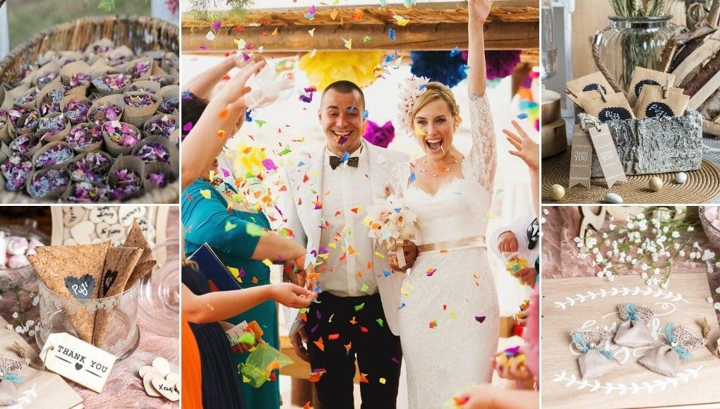 05129e166d63 Πρωτότυπες Ιδέες για Ρύζι Γάμου  Πώς να το προσφέρω  - El Deco
