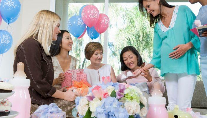 baby shower οργανωση συμβουλες