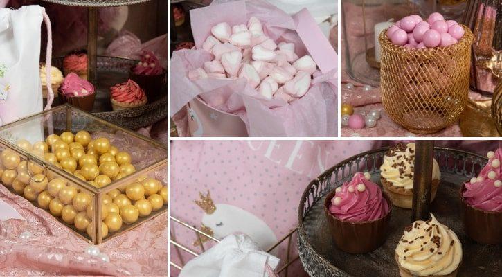 Κουφέτα και γλυκίσματα