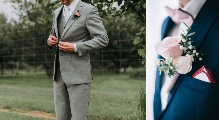 Κουστούμι γαμπρού