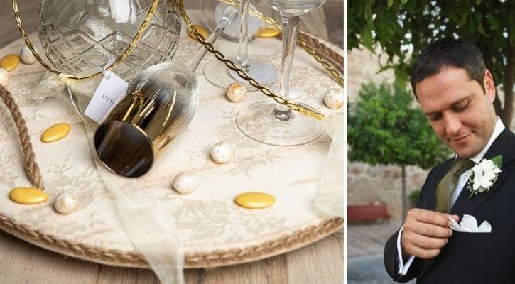 Τα κουφέτα στην τσέπη του γαμπρού - έθιμα γάμου στην Ελλάδα