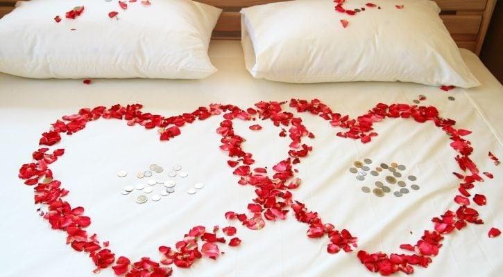 Το νυφικό κρεβάτι