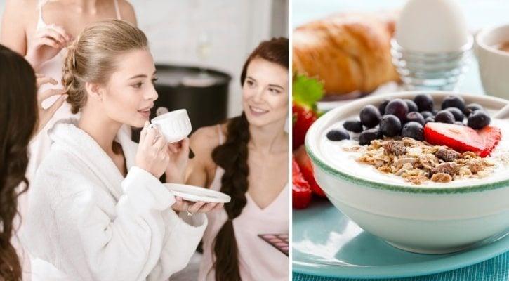Γεύμα και ενυδάτωση