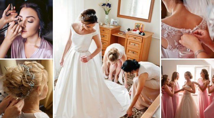 Η μέρα του γάμου