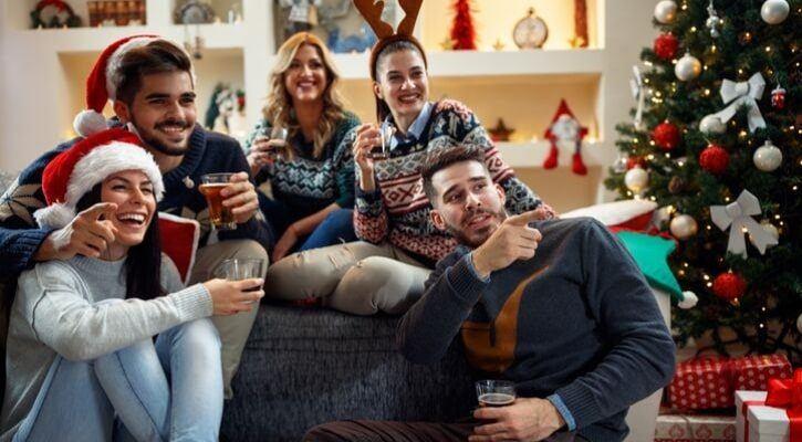 Μαραθώνιος χριστουγεννιάτικων ταινιών