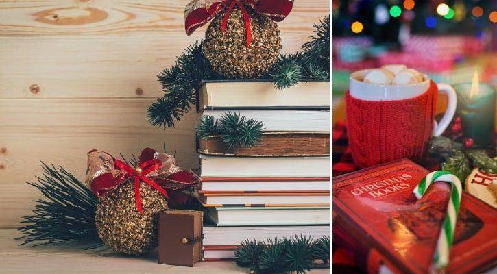 Χριστουγεννιάτικα βιβλία - χριστουγεννιάτικος οδηγός αγορών