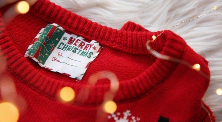 Χριστουγεννιάτικα πουλόβερ