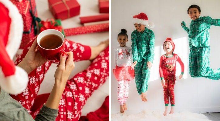 Χριστουγεννιάτικες πυτζάμες - χριστουγεννιάτικος οδηγός αγορών