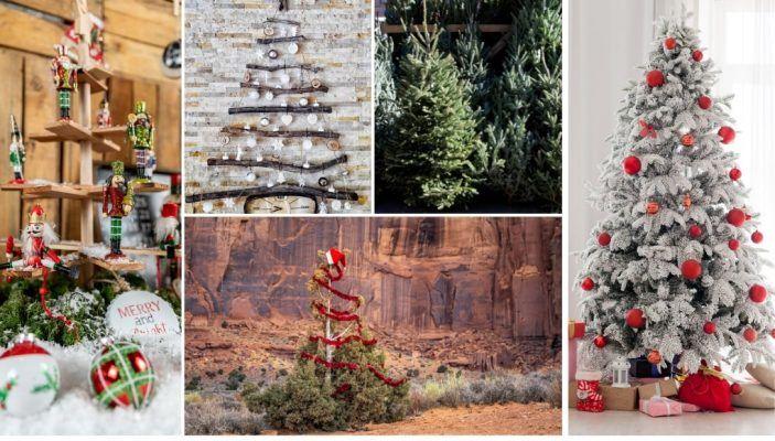 Χριστουγεννιάτικο δέντρο τεχνητό ή φυσικό δέντρο για οικολογικά Χριστούγεννα