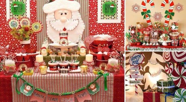 Χριστουγεννιάτικο πάρτυ το εργαστήρι του Άγιου Βασίλη