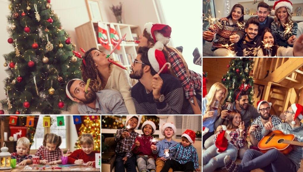 7 Θέματα για Χριστουγεννιάτικο Πάρτυ