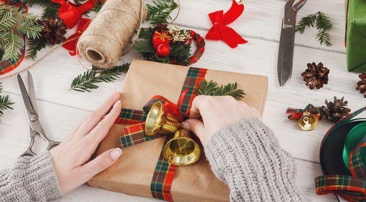 DIY χριστουγεννιάτικα δώρα
