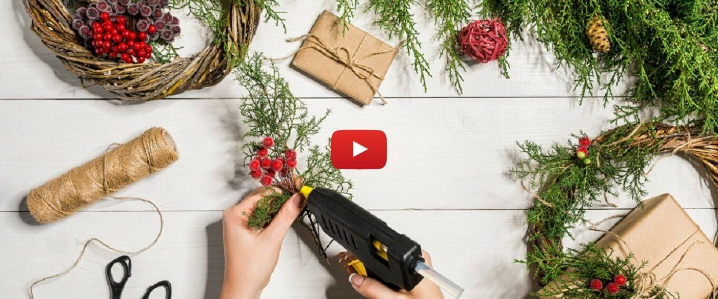 diy xristougenniatika video kataskeves