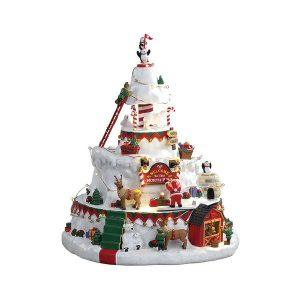 ΠΥΡΓΟΣ LEMAX NORTH POLE TOWER 24.5X25X29CM