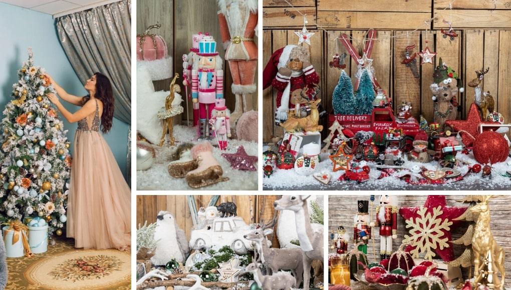 χριστουγεννιατικη διακοσμηση 2019 ιδεες και χρωματα