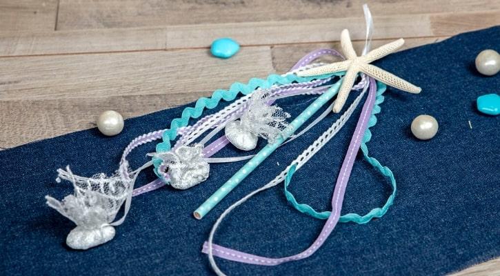 Καλοκαιρινές μπομπονιέρες βάπτισης με θαλασσινό στικ
