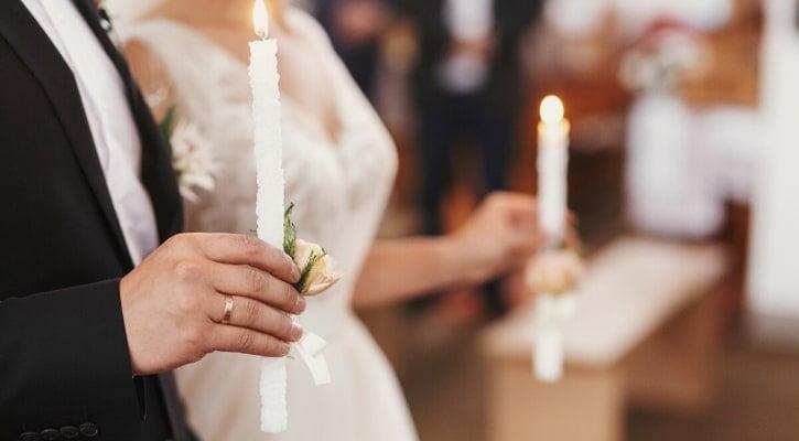 Έθιμα γάμου στην Ελλάδα τα στέφανα στη Μακεδονία