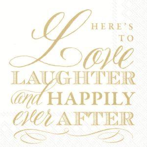 ΧΑΡΤΟΠΕΤΣΕΤΕΣ Χ20 33CM LOVE LAUGHTER