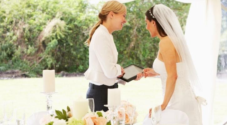 Επαγγελματίες γάμου και wedding planner