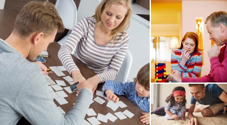 Επιτραπέζια και άλλα παιχνίδια για το σπίτι