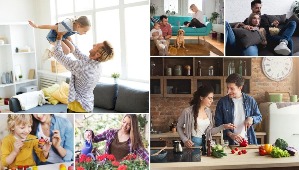Μένουμε Σπίτι 10 Ιδέες για να περάσουμε το χρόνο μας