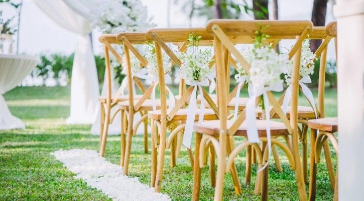 Οι καλεσμένοι γάμου