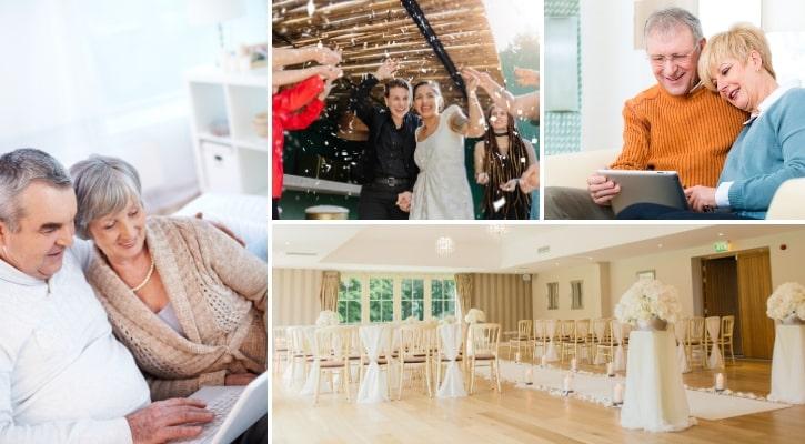 αριθμός καλεσμένων γάμου - τι θα γίνει με τους γάμους φέτος