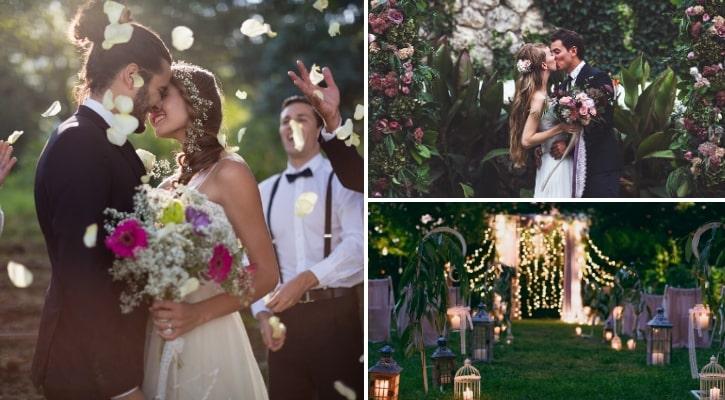 Αριθμός καλεσμένων σε κλειστούς γάμους - micro wedding