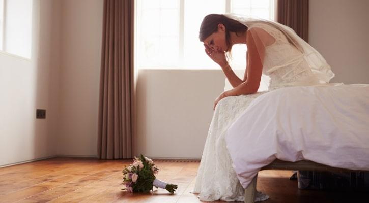 Πότε να μεταφέρω το γάμο μου;
