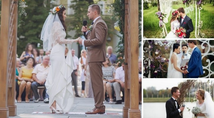 Τι είναι ο micro wedding; - κλειστός γάμος