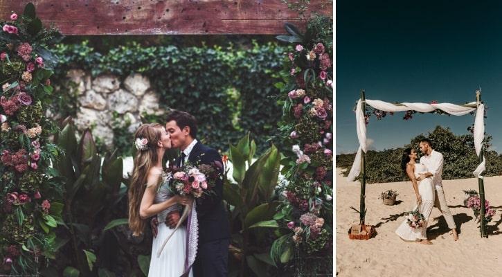 Micro wedding γάμος και κορονοϊός