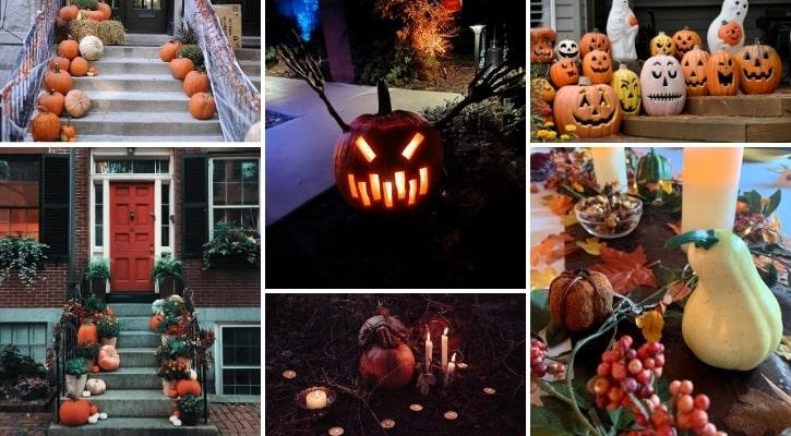 Ιδέες Διακόσμησης για Halloween Πάρτι Κολοκύθες για Halloween