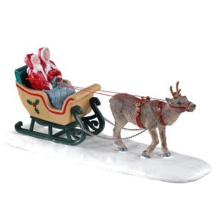 ΑΜΑΞΑ LEMAX NORTH POLE SLEIGH RIDE 7.5X16.8X5CM