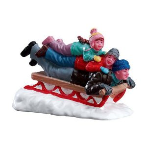 ΦΙΓΟΥΡΑ LEMAX SLEDDING WITH DAD 5.10CM